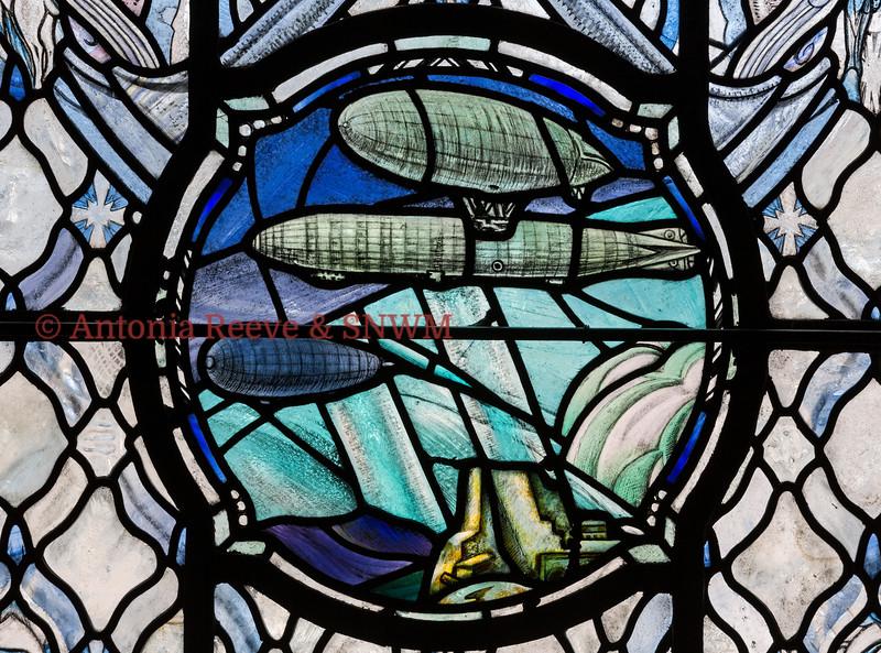 RAF Window,  Airships