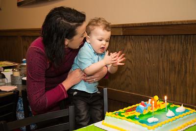 Oscar's 2nd Birthday Party