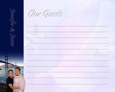Jennifer & Jason's Guest Book