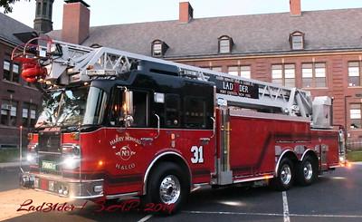 Harry Howard Hook & Ladder Co. 1 Port Chester, NY (Ladder 31) Poningo St
