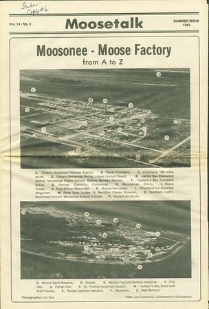 Moosetalk 1980 Summer
