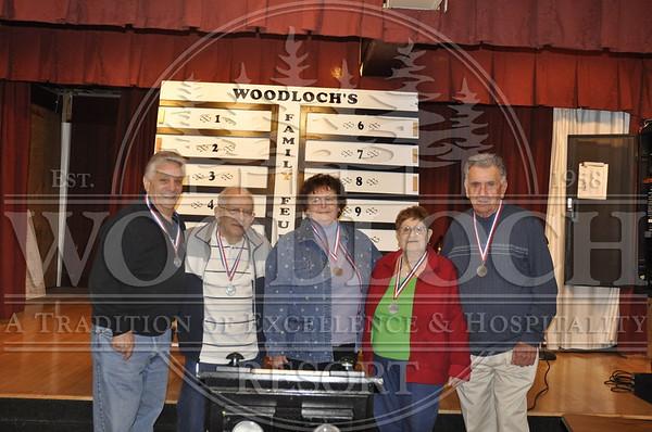 March 21 - Woodloch Feud
