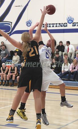 Girls Basketball, Central Lee vs Danville 11/30/2012