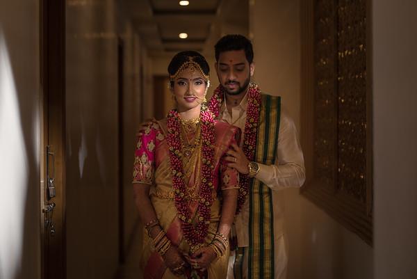Praneeta and Arun