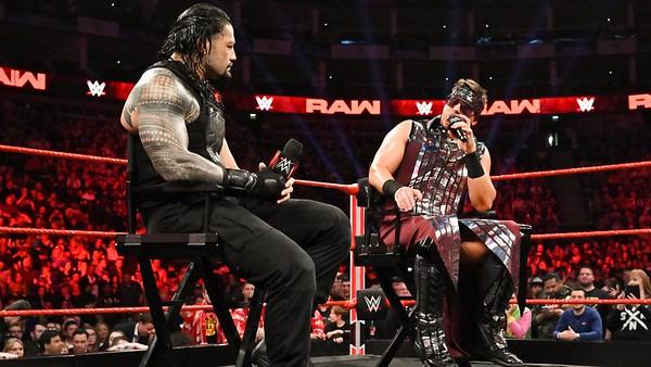 Roman Reigns - Raw Digitals (May 13, 2019)