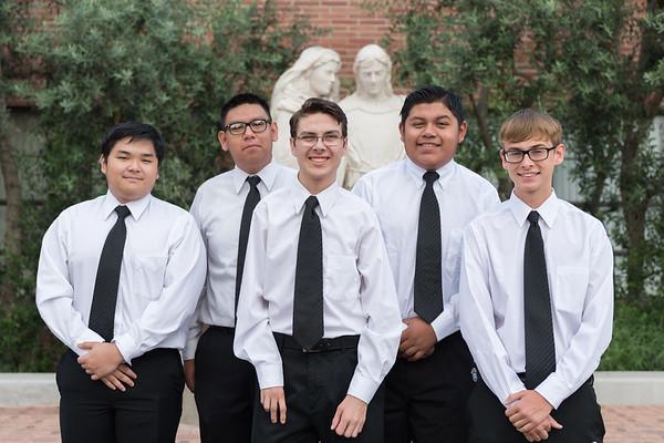 First Mass 8-15-18