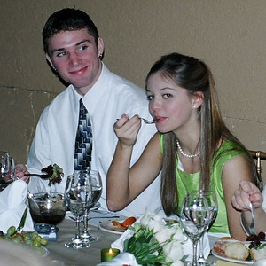 2004 Chantal's wedding