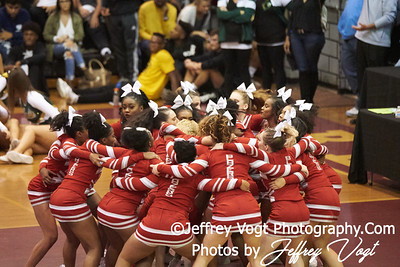 10-27-2018 Montgomery Blair High School at MCPS D1 Cheerleading Championship at Montgomery Blair High School, Photos by Jeffrey Vogt Photography
