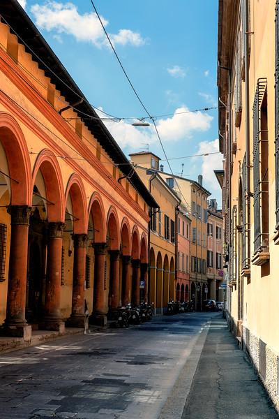 Bologna, Italy - April 2019