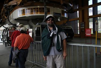 Gondola to Mammoth Mtn, Minaret Falls 7-13-2010