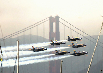 Fleet Week, San Francisco