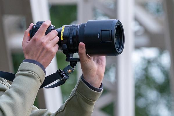 Sony and Fujifilm 100-400mm