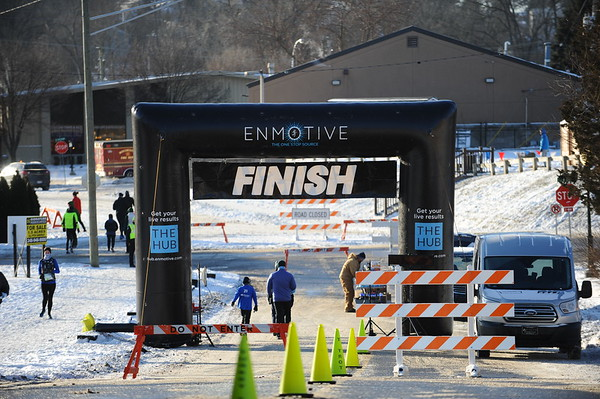 Finish Gallery 1 - 2019 Chill at the Mills 5K