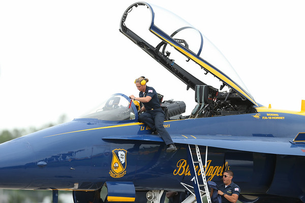 Blue Angels Millville Airport Memorial Day 2017