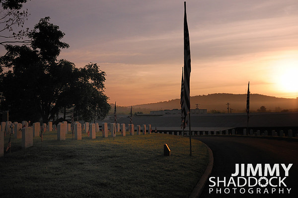 National Cemetary in Fayetteville