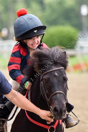 Chasin for Children Pony Races 060516