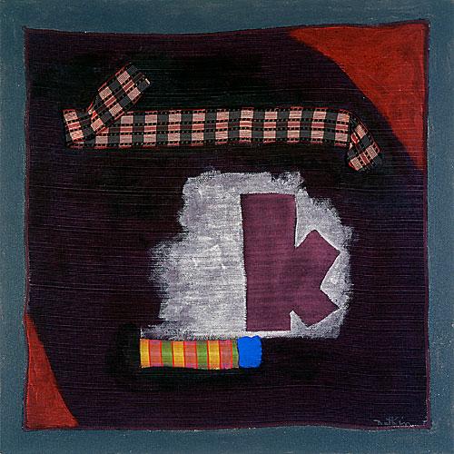 "Robert Natkin, ""Kafka"", 2003"