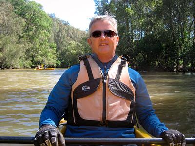 Glenning Valley Kayak Tour