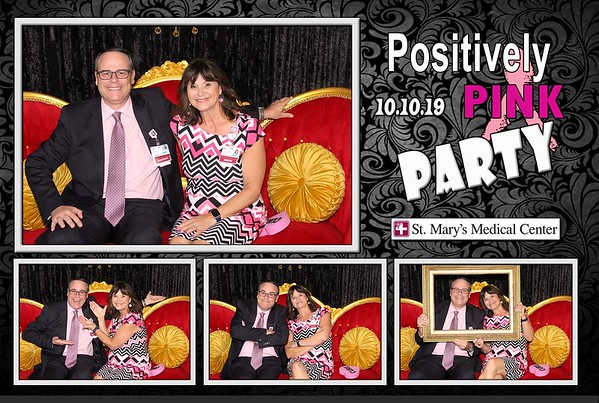 2019 St Marys Positively Pink Party