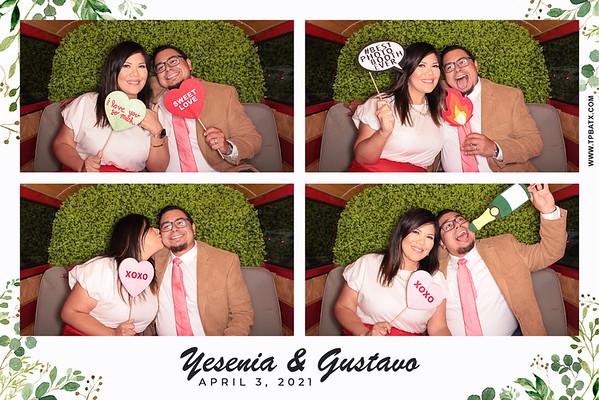 04-03-21 Yesenia & Gustavo's Wedding