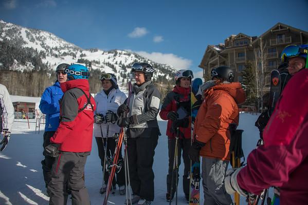 RMC HB JHMR Skiing