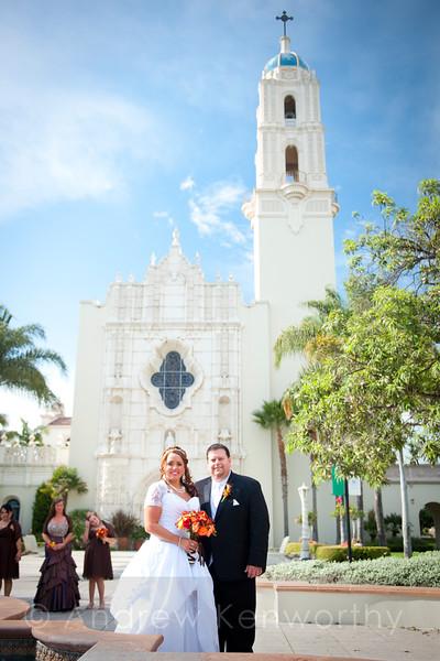 The Immaculata Catholic Church, San Diego