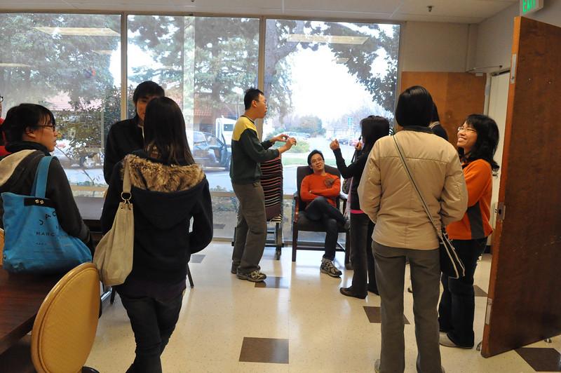 RAFT Sunnyvale Volunteer Event 2010/01/16
