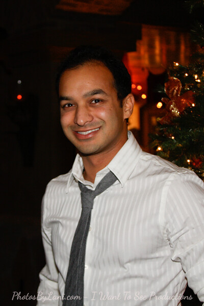 BB's Holiday Party at Jackalope- December 19, 2009