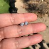 1.75ctw Old European Cut Diamond Pair, GIA J VS1/J VS1 6