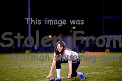 2014-10-15 Kolleens Halftime JFK Football Varsity vs St. Louis Park