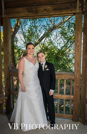 Melissa and Brendan 2 - March 2018