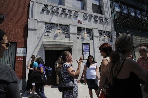 Amato Opera Theatre, NY