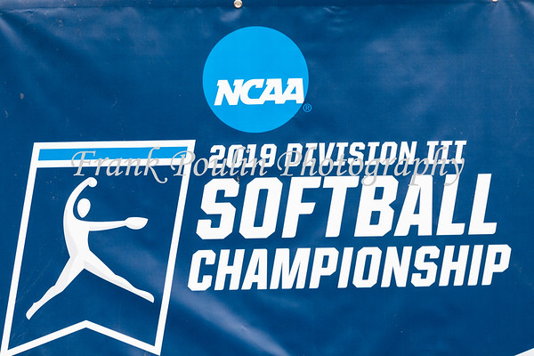NCAA Regional Softball hosted by MIT