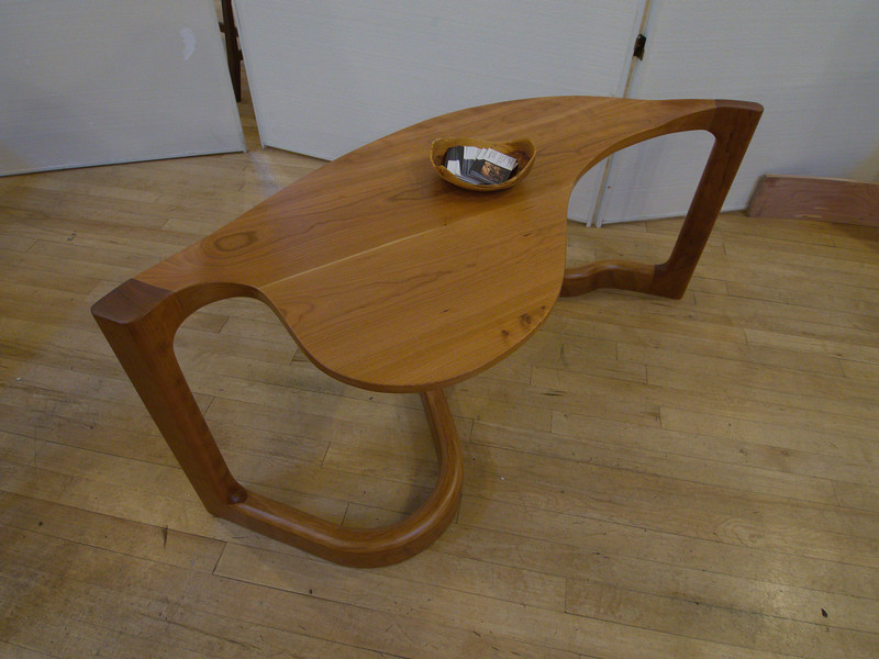 Rob Niclas - Carver and Furniture Maker