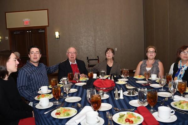 Heroes Dinner of Honor Oct 18