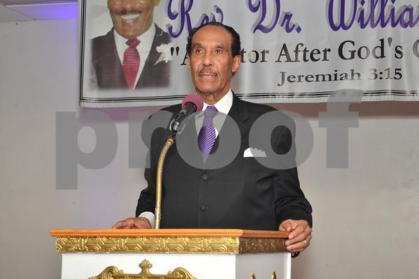 Israel Church Pastor Smith's 50th  Anniversary