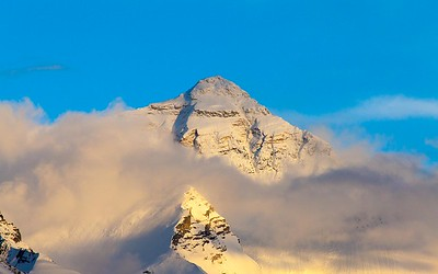 Everest Base Camp, CH
