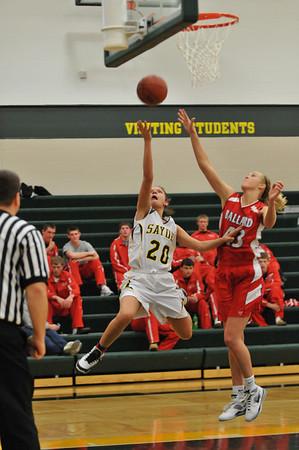 Varsity Girls Basketball - Ballard 2010