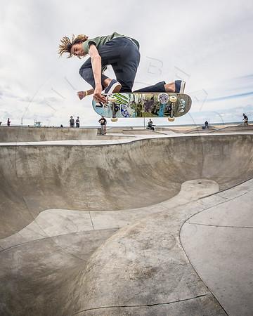Venice Skatepark November 2014