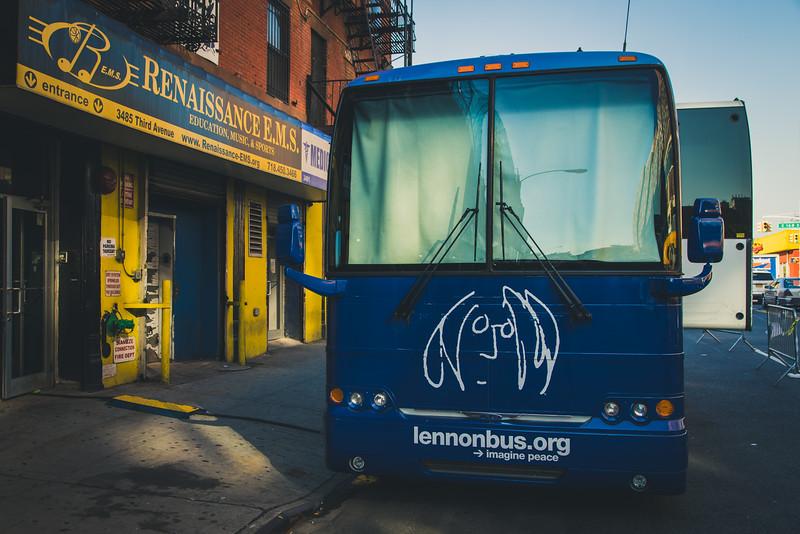 2015_09_17, Berklee City Music Network, Bronx, NY, NYResidency, Renaissance Youth Center, Establishing Shot