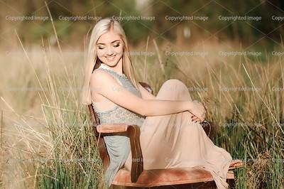 Chloe Byrd Senior 2018