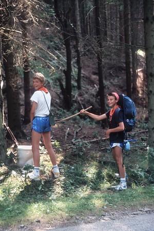 1987-1988 - Kamp - KNA - Butgenbach