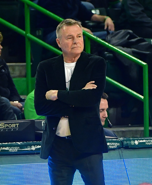 Coach Dan D'antoni-Rick Haye