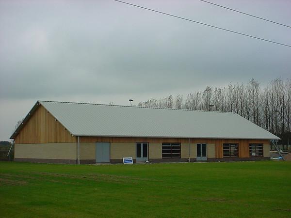 Nieuwbouw 8 november 2005