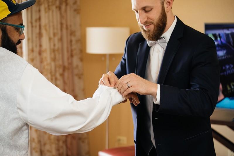 LeCapeWeddings Chicago Photographer - Renu and Ryan - Hilton Oakbrook Hills Indian Wedding -  105.jpg