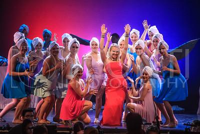 Aida - Fredonia Musical 2016