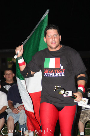 AJ Mitrano vs Sweet Scott Ashworth