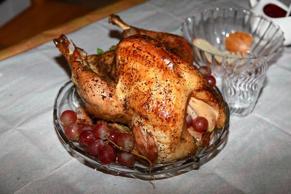Thanksgiving, Family and Friends celebration - November 24, 2011