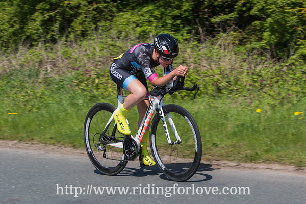 Drighlington BC 25 mile TT Thirsk May 5th 2018