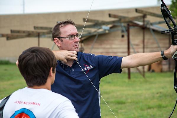 2013 - Outdoor Practice (July)